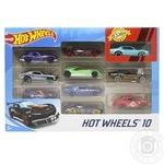 Игрушка Hot Wheels Автомобиль базовый 10шт в ассортименте