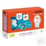 DoDo Board Game Lotto Learning Professions