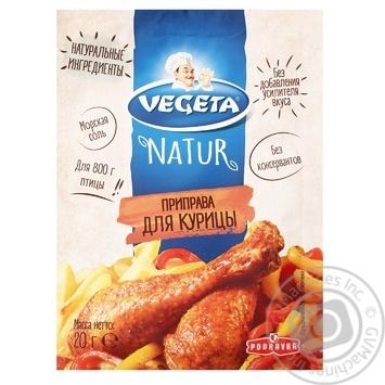 Приправа Вегета для курицы 25г - купить, цены на Novus - фото 1