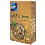 Kölln Muesli with Сrispy 600g