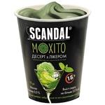 Scandal Mojito Frozen Dessert with Milk-based Liqueur 90g