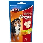 Лакомство для собак Trixie Milk Drops молоко 75г