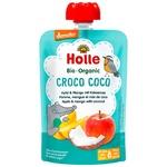 Пюре Holle Croco Coco яблуко,манго,кокос з 8міс.д/п 100г