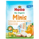 Candy bar Holle orange for children from 12 months 100g