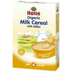 Holle Cereal Milk Porridge with Millet from 4 months 250g