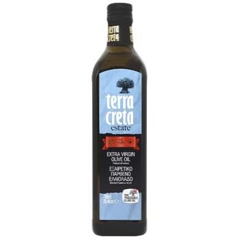 Олія Terra Creta Marasca Extra Virgin оливк.скл 0,75л - купити, ціни на CітіМаркет - фото 1