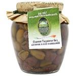 Оливки Frantoio di Sant'agata Таджаске б/кіст.в/олії скл 270г