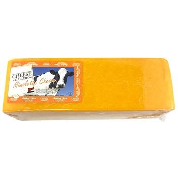 Сир Cheese Gallery Мімолетте твердий 40% - купити, ціни на CітіМаркет - фото 1
