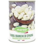 Фасоль Marea белая Испанская ж/б 400г