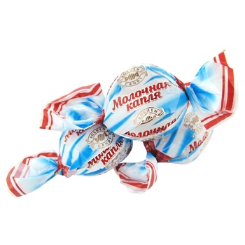 Карамель Рошен Молочна краплинка