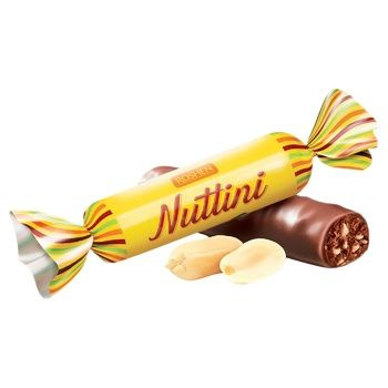 Candy Roshen peanuts in glaze Ukraine
