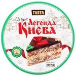 Торт Tarta Легенда Києва повітряно-арахісовий 450г