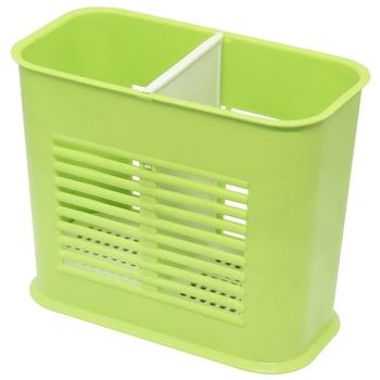 Контейнер Полимер-Гарант для столових приладів - купити, ціни на CітіМаркет - фото 1