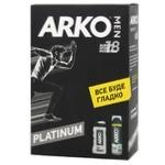 Набор Arko гель для бритья и гель для душа для мужчин