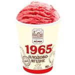 Limo 1965 fruit and berry Ice cream paper cup 90g