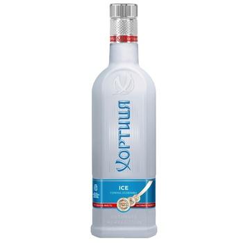 Khortytsya Ice special vodka 40% 0,5l - buy, prices for CityMarket - photo 3
