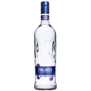 Finlandia Vodka Blackberry 37.5%1l