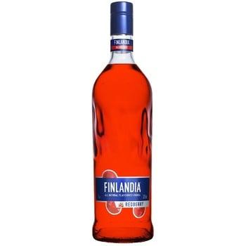 Водка Finlandia Redberry 37.5% 1л