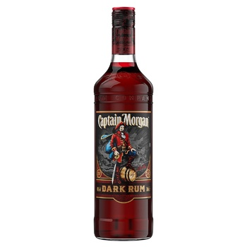 Ром Captain Morgan Dark 40% 0,7л