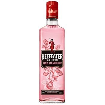 Джин Beefeater Pink рожевий 37,5% 0,7л