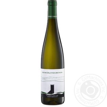 Вино Schreckbichl colterenzio Gewurztraminer 13.5% 0.75л - купить, цены на СитиМаркет - фото 1