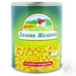 Кукурудза Долина Бажань солодка відбірна 850мл - купити, ціни на Ашан - фото 1