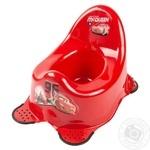 Горшок ночной Keeper Cars красный