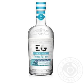 Джин Edinburgh Gin Seaside 43% 0,7л - купити, ціни на CітіМаркет - фото 1