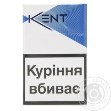 Сигареты Kent HD Blue 4.0 - купить, цены на Фуршет - фото 1