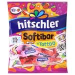 Hitschler Chewing Candies Softibar with Tattoo 75g