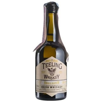 Teeling Small Batch Whiskey Blend 46% 50ml - buy, prices for CityMarket - photo 1