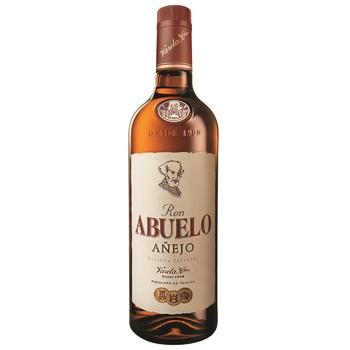 Abuelo Anejo Ron Rum 40% 0,7l - buy, prices for CityMarket - photo 1
