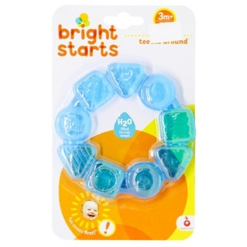 Bright Starts Teether Toy with Water assortment - buy, prices for MegaMarket - photo 1