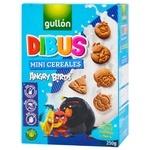 Печенье Gullon Angry Birds зерновое 250г