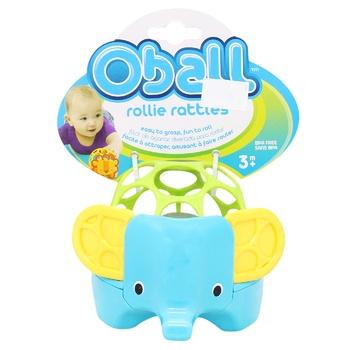 Іграшка Oball брязкальце африканські тварини