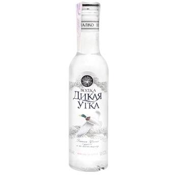 Dikaya Utka Vodka 40% 0.25l