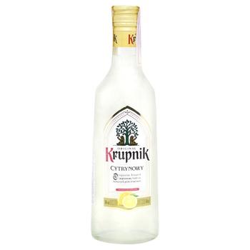 Ликер Krupnik Original Cytrynowy 30% 0,5л