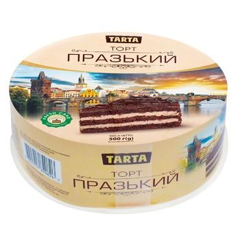 Торт Tarta Празький 500г - купити, ціни на CітіМаркет - фото 1