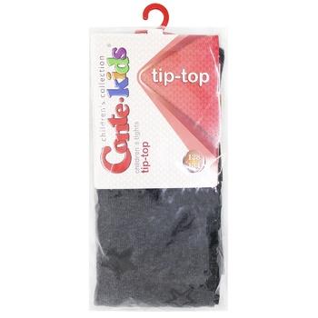 Conte-kids Tip-Top Children's Tights s.128-134 Dark Grey - buy, prices for CityMarket - photo 1