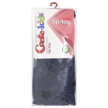 Колготи Conte-kids Tip-Top дитячі темний джинс 140-146р - купити, ціни на CітіМаркет - фото 2