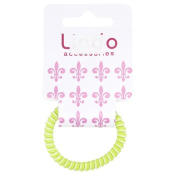 Резинка Lindo для волос детская в ассортименте LN-855 - купить, цены на СитиМаркет - фото 2