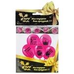 Balloon Party house pink 5pcs