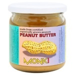 Pasta Monki peanuts 330g glass jar