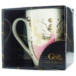 Galleryglass Gold Angel Porcelain Mug 350ml