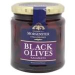 olive Morgenster in brine 290g glass jar