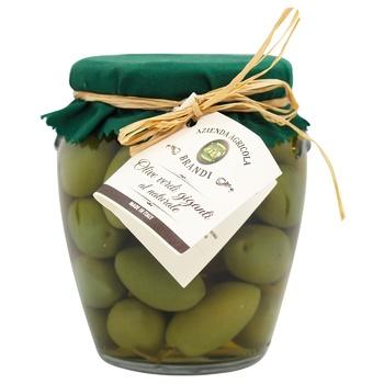 olive Brandi green in brine 280g - buy, prices for CityMarket - photo 1