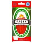 Лосось Nabeer Пивний філе-соломка солоно-сушений 25г