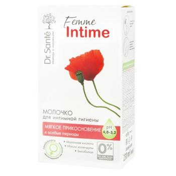 Молочко для интимной гигиены Dr. Sante Мягкое прикосновение 230мл