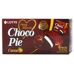 Печиво Lotte Choco Pie Cacao 6*28г 168г