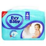 Подгузники Evy Baby Maxi 7-18кг 40шт